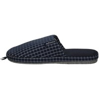 Schuhe Herren Hausschuhe De Fonseca ROMA TOP E M621 BLUE