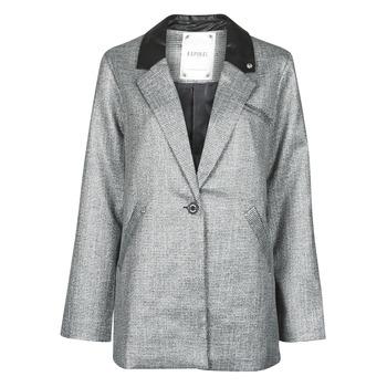 Kleidung Damen Mäntel Kaporal LEILY Schwarz