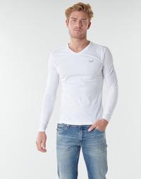 Kleidung Herren Langarmshirts Kaporal VIFT Schwarz-weiss
