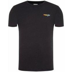 Kleidung Herren T-Shirts & Poloshirts Wrangler T-shirt  Good times bleu