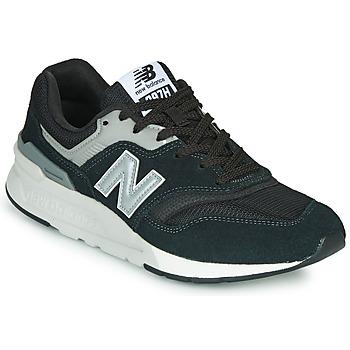 Schuhe Herren Sneaker Low New Balance 997 Schwarz / Silber