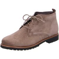 Schuhe Damen Stiefel Ganter Stiefeletten Frida 208392-5400 0-208392-5400 beige