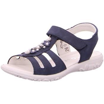 Schuhe Mädchen Babyschuhe Ricosta Maedchen Cara 71.6423800.171 blau