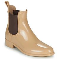 Schuhe Damen Gummistiefel Lemon Jelly PISA Beige