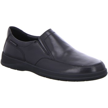 Schuhe Herren Slipper Mephisto Slipper 6100 moreno black schwarz