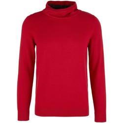 Kleidung Herren Pullover S.Oliver Accessoires Bekleidung 13910616587 rot
