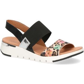 Schuhe Damen Sandalen / Sandaletten Caprice Sandaletten 9-9-28701-24/931 schwarz