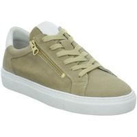 Schuhe Damen Sneaker Low Macakitzbühel 2630-sand oliv