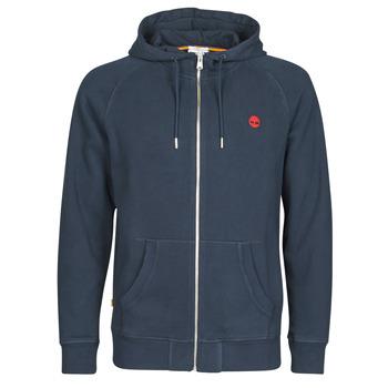 Kleidung Herren Sweatshirts Timberland E-R Basic Reg Zip Marine