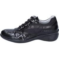 Schuhe Mädchen Sneaker Low 1A Classe Alviero Martini sneakers lack schwarz