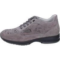 Schuhe Mädchen Sneaker Low 1A Classe Alviero Martini sneakers wildleder grau