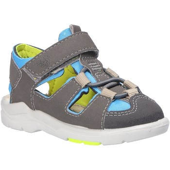 Schuhe Jungen Sportliche Sandalen Ricosta Jungen Lauflernsandale grau