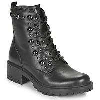 Schuhe Damen Boots IgI&CO DONNA GIANNA Schwarz