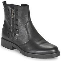 Schuhe Damen Boots IgI&CO DONNA BRIGIT Schwarz