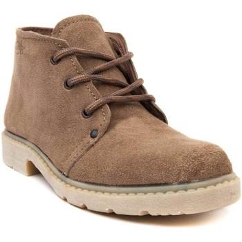 Schuhe Boots Northome 55378 BEIGE