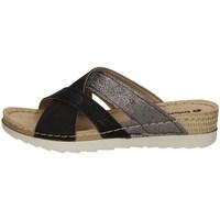 Schuhe Damen Sandalen / Sandaletten Inblu OF 20 BLACK