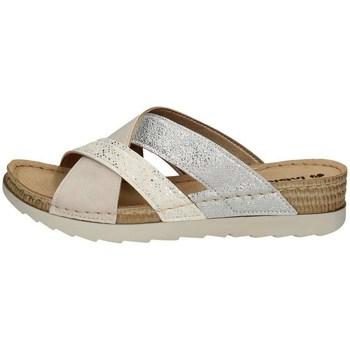 Schuhe Damen Sandalen / Sandaletten Inblu OF 20 WEISS