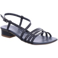 Schuhe Damen Sandalen / Sandaletten Paul Green Sandaletten 7621 7621-026 blau