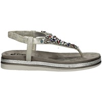 Schuhe Damen Sandalen / Sandaletten Inblu SA 27 SILVER
