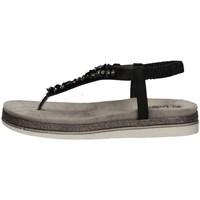 Schuhe Damen Sandalen / Sandaletten Inblu SA 27 BLACK