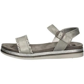 Schuhe Damen Sandalen / Sandaletten Inblu SA 24 SILVER