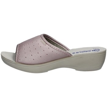 Schuhe Damen Pantoffel Inblu I Bianchi PL 45N ROSA
