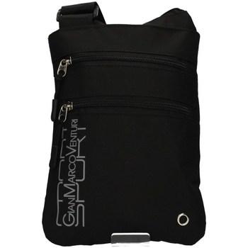 Taschen Umhängetaschen Gianmarco Venturi GMV20041N BLACK