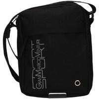 Taschen Umhängetaschen Gianmarco Venturi GMV20040N BLACK