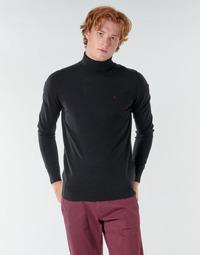 Kleidung Herren Pullover Teddy Smith P-LOKI Schwarz