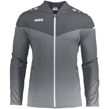 Kleidung Herren Trainingsjacken Jako Sport Präsentationsjacke Champ 2.0 9820 40 grau
