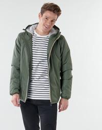 Kleidung Herren Jacken K-Way LE VRAI 3.0 CLAUDE ORSETTO Kaki