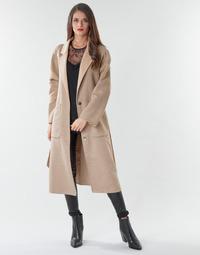 Kleidung Damen Mäntel Marciano DAIMON COAT Beige