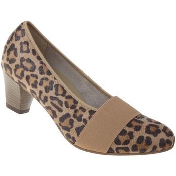 Schuhe Damen Pumps Lei By Tessamino Pumps Cora Farbe: beige beige