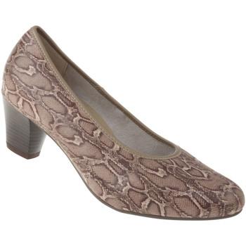 Schuhe Damen Pumps Lei By Tessamino Pumps Amanda Farbe: hellbraun hellbraun