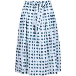 Kleidung Damen Röcke Anonyme | Susanna Polka-Rock, Grun | ANY_A110SS092 GREEN vert