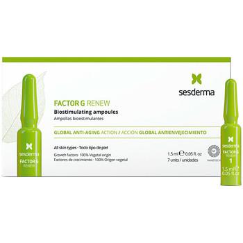 Beauty Damen Anti-Aging & Anti-Falten Produkte Sesderma Factor G Renew Ampollas Bioestimulantes