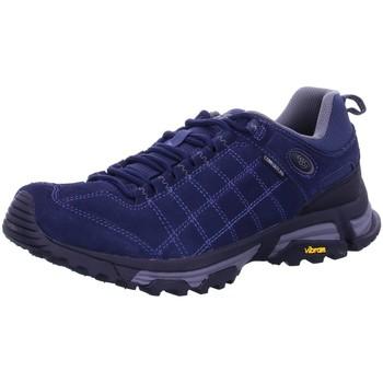 Schuhe Herren Wanderschuhe Brütting Sportschuhe 211259 blau