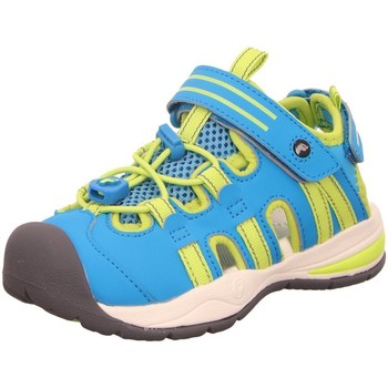 Schuhe Jungen Wanderschuhe Ricosta Trekkingsandalen COAST 71 6300500/131 blau