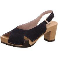 Schuhe Damen Sandalen / Sandaletten Softclox Sandaletten Wiebke 3463 schwarz