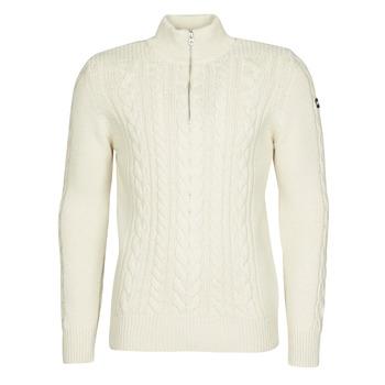 Kleidung Herren Pullover Schott PL BRUCE2 Naturfarben