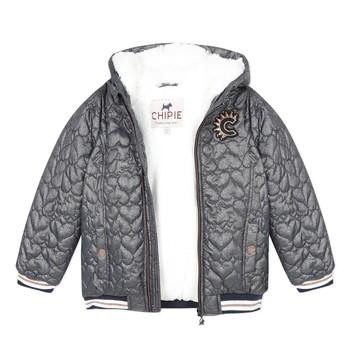 Kleidung Mädchen Jacken Chipie 8R41014-46 Grau