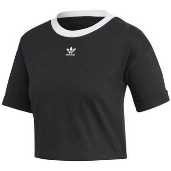 adidas -   T-Shirt M10 Crop Top
