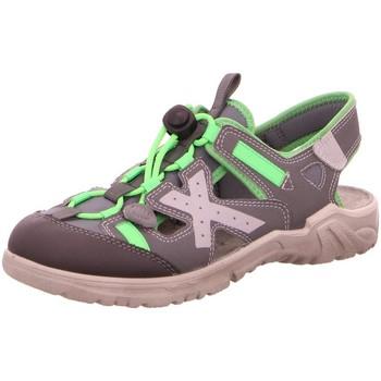 Schuhe Jungen Wanderschuhe Ricosta Trekkingsandalen 6522700-457 Rako M grau