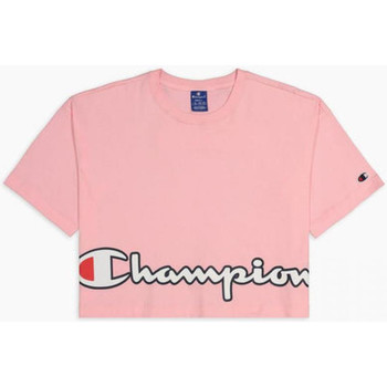 Kleidung Damen T-Shirts Champion CREWNECK T-SHIRT ps024-cnp