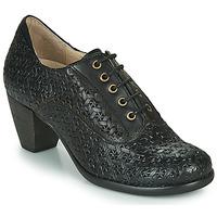 Schuhe Damen Ankle Boots Casta AGILA Schwarz