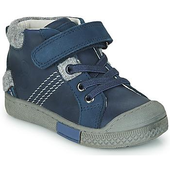 Schuhe Jungen Sneaker High Mod'8 HERY Marine