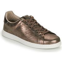 Schuhe Damen Sneaker Low Victoria TENIS METALIZADO Gold