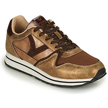 Schuhe Damen Sneaker Low Victoria COMETA MULTI Bronze