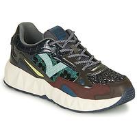 Schuhe Damen Sneaker Low Victoria ARISTA MULTI Blau