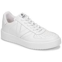 Schuhe Damen Sneaker Low Victoria SIEMPRE PIEL Weiss